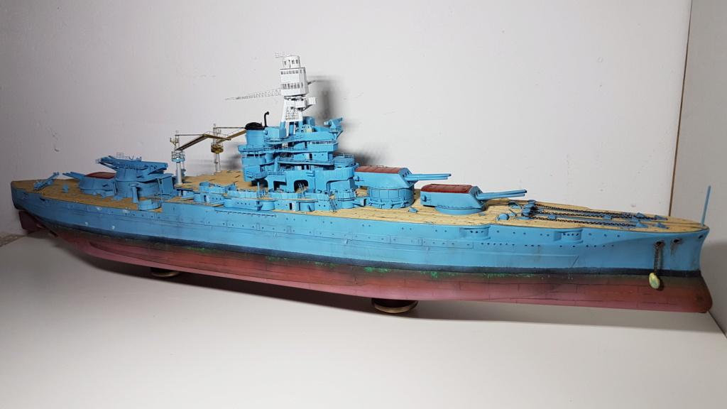 USS Arizona BB39 (cuirassé classe Pennsylvania) 1/350 - Page 4 20190815