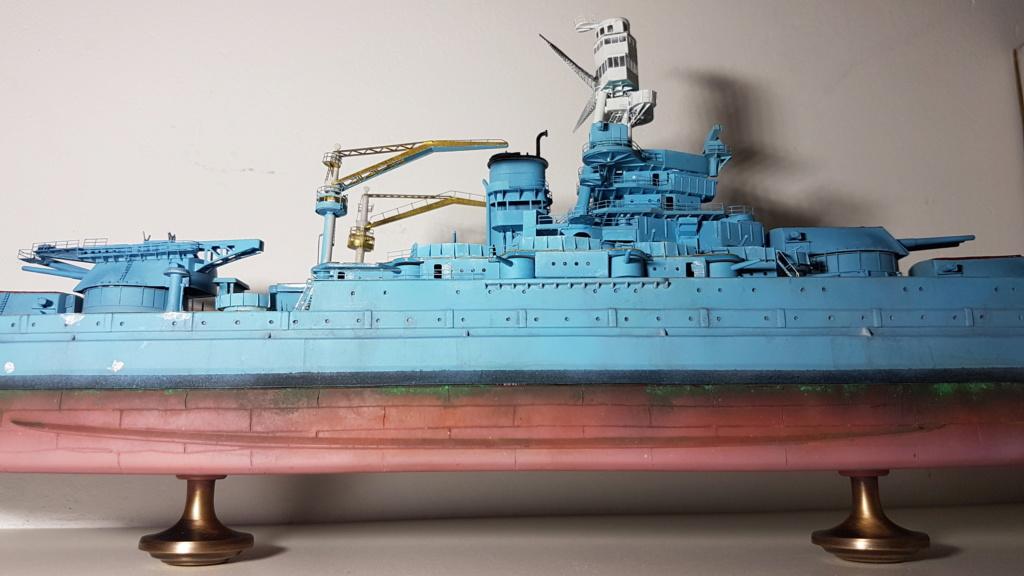 USS Arizona BB39 (cuirassé classe Pennsylvania) 1/350 - Page 4 20190818