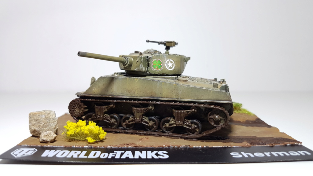 M4 Sherman (A1 ?) - 1/72 20190823