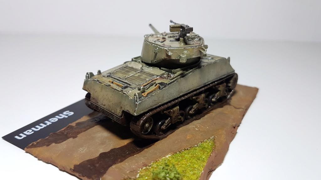 M4 Sherman (A1 ?) - 1/72 20190825