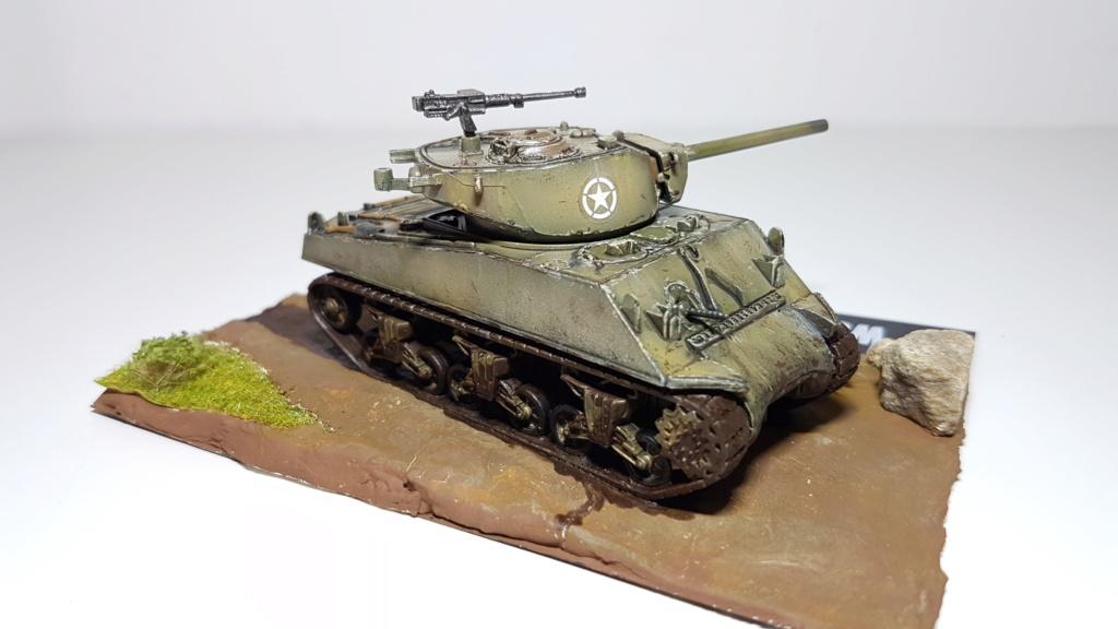 M4 Sherman (A1 ?) - 1/72 20190826