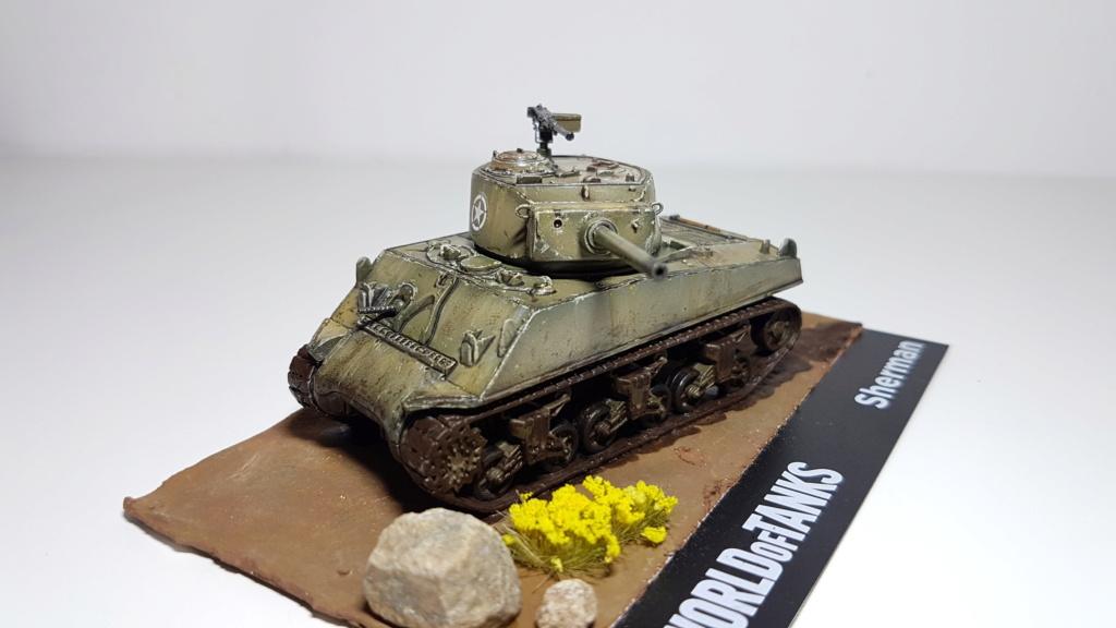 M4 Sherman (A1 ?) - 1/72 20190827