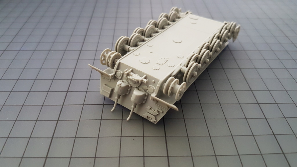 JagdTiger 128mm pak 44L-61 - 1/72 20190839