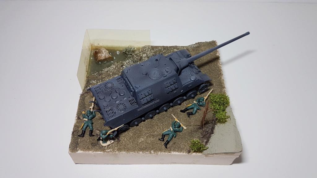 JagdTiger 128mm pak 44L-61 - 1/72 20190850