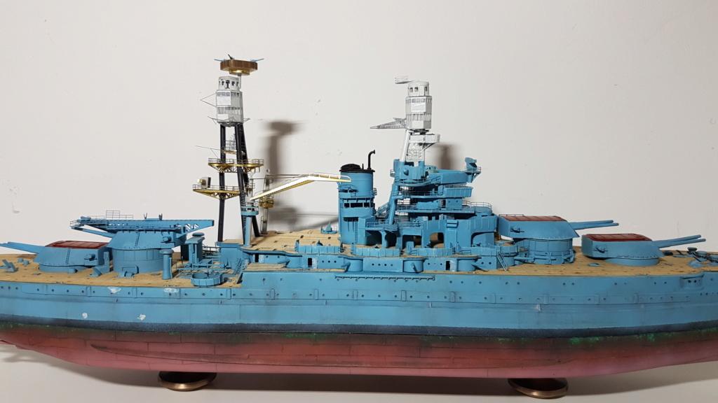 USS Arizona BB39 (cuirassé classe Pennsylvania) 1/350 - Page 4 20190851