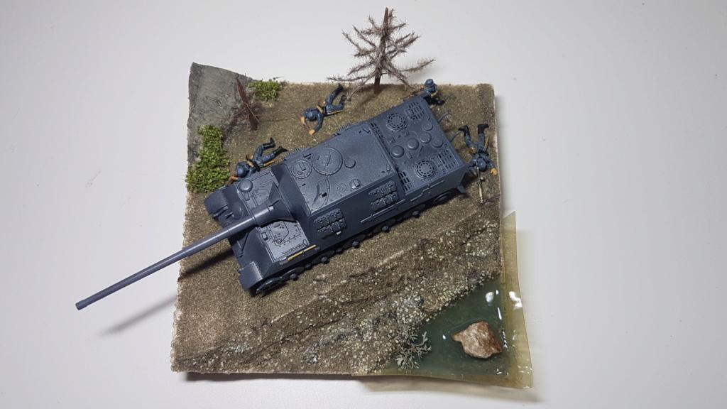 JagdTiger 128mm pak 44L-61 - 1/72 20190852