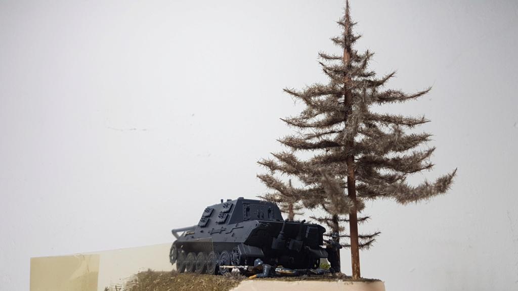 JagdTiger 128mm pak 44L-61 - 1/72 20190863