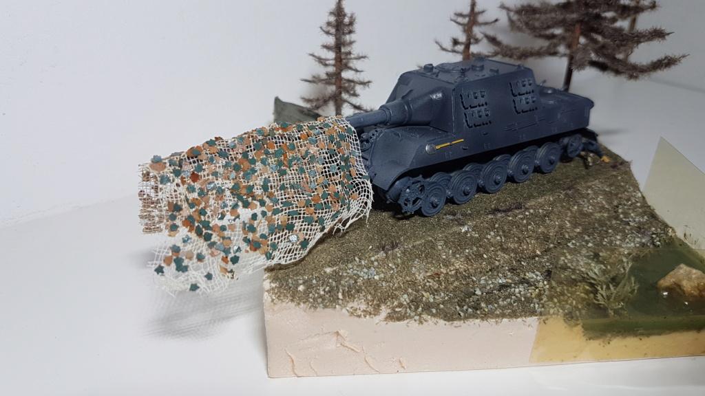 JagdTiger 128mm pak 44L-61 - 1/72 20190864