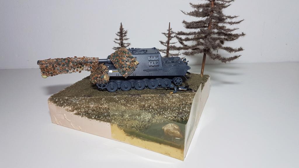 JagdTiger 128mm pak 44L-61 - 1/72 20190865
