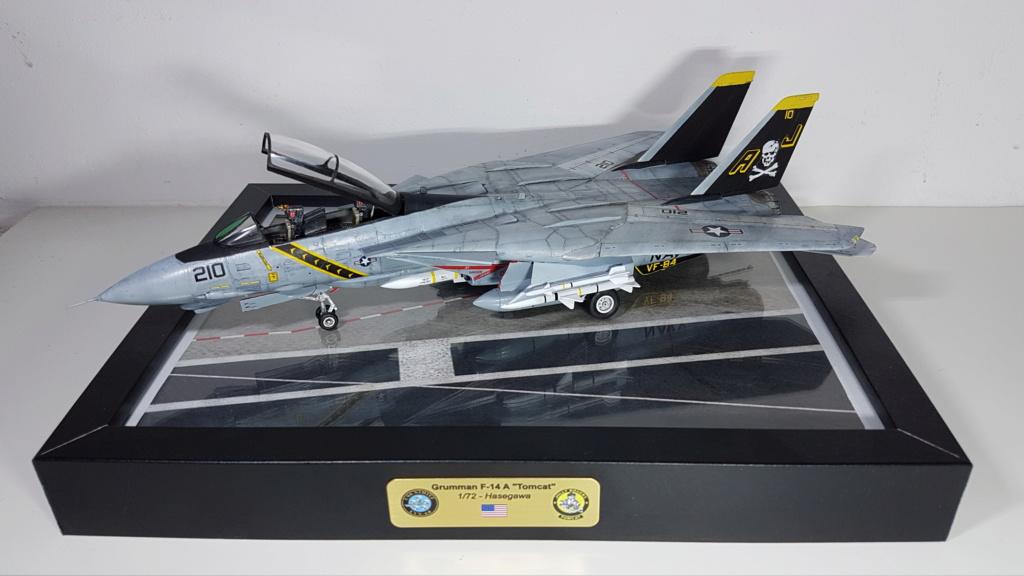 [Terminé] F-14 A Tomcat et F/A-18C Hornet - 1/72 20190927