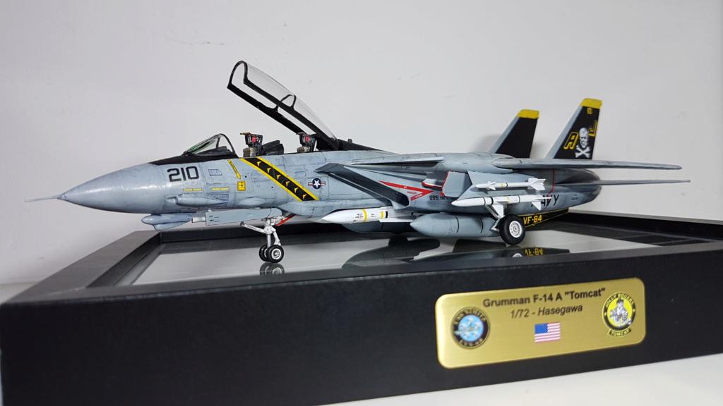 [Terminé] F-14 A Tomcat et F/A-18C Hornet - 1/72 20190928
