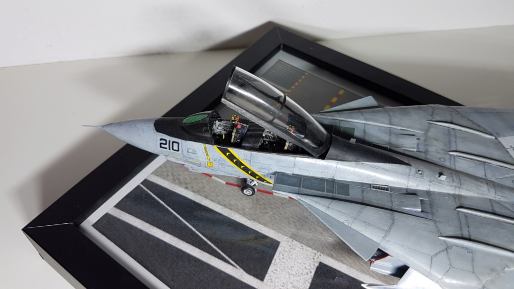 [Terminé] F-14 A Tomcat et F/A-18C Hornet - 1/72 20190929