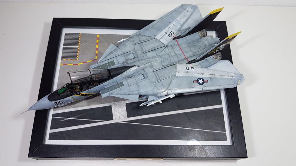 [Terminé] F-14 A Tomcat et F/A-18C Hornet - 1/72 20190930