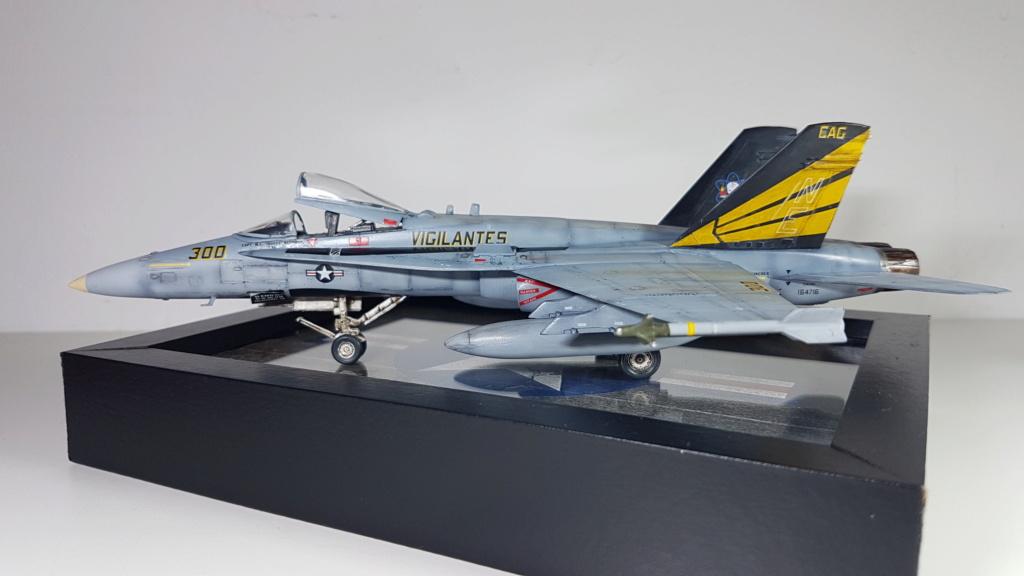 [Terminé] F-14 A Tomcat et F/A-18C Hornet - 1/72 20191012