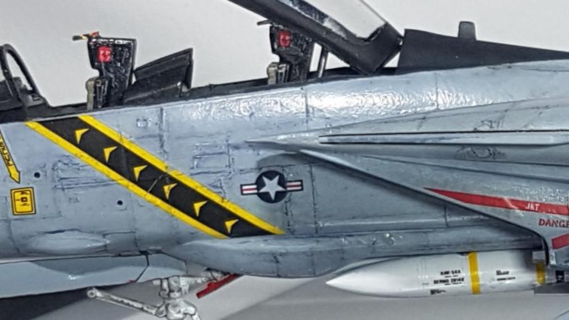 [Terminé] F-14 A Tomcat et F/A-18C Hornet - 1/72 20191019