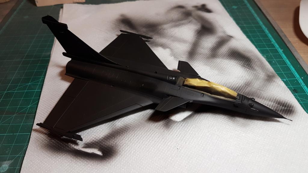 [Montage fini] Dassault Rafale M - 1/72 20191026