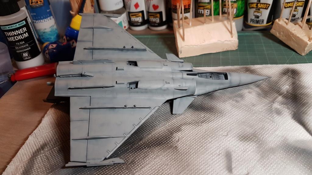 [Montage fini] Dassault Rafale M - 1/72 20191030