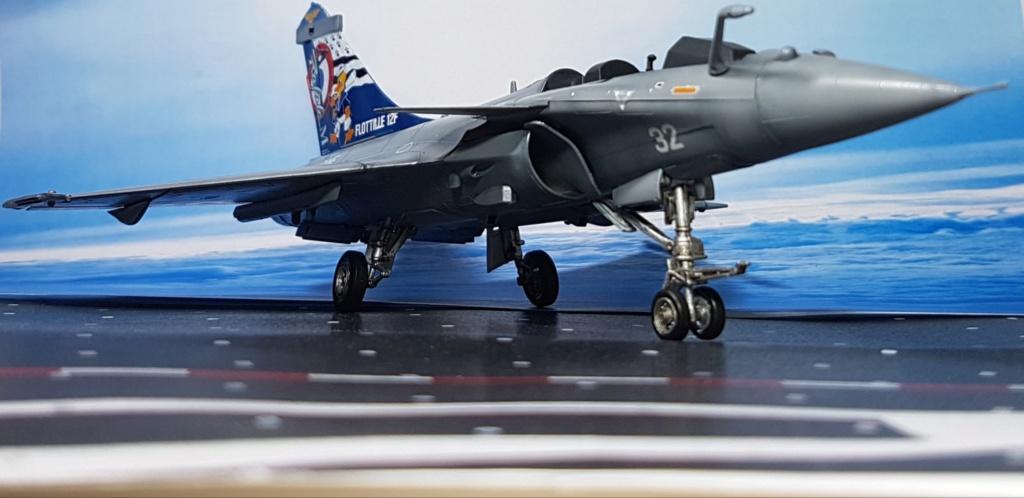 [Montage fini] Dassault Rafale M - 1/72 20191041