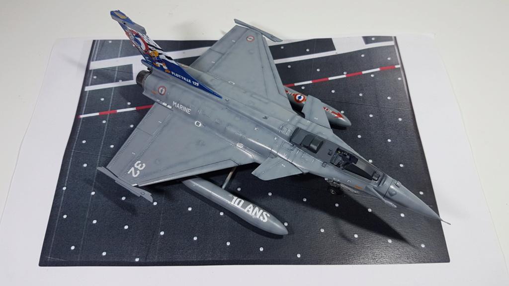 [Montage fini] Dassault Rafale M - 1/72 20191043