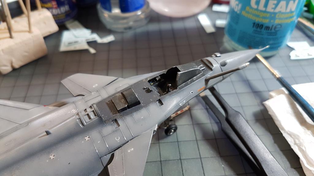 [Montage fini] Dassault Rafale M - 1/72 20191053