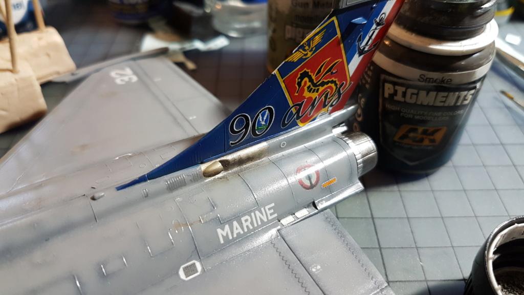 [Montage fini] Dassault Rafale M - 1/72 20191056