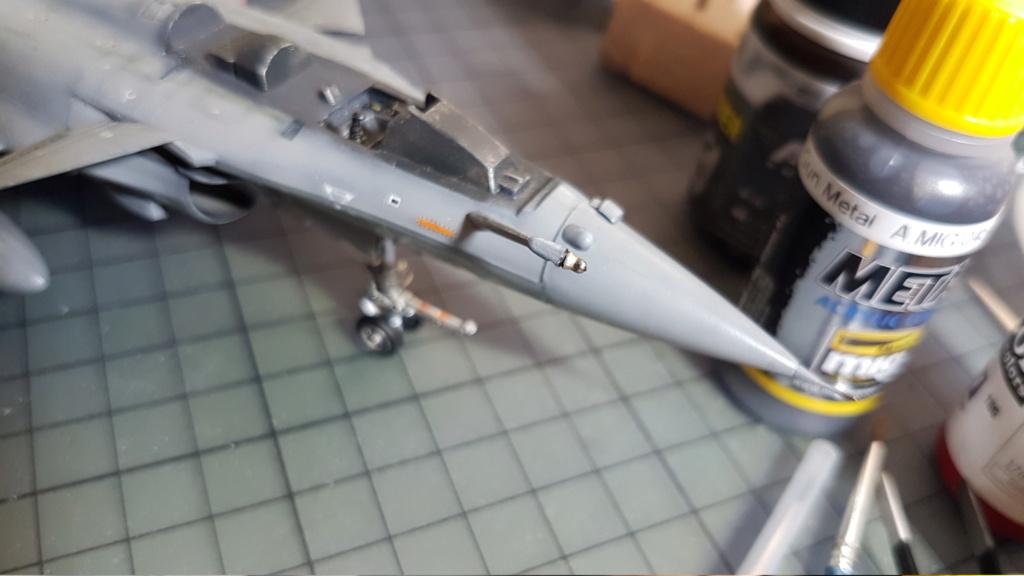 [Montage fini] Dassault Rafale M - 1/72 - Page 2 20191079