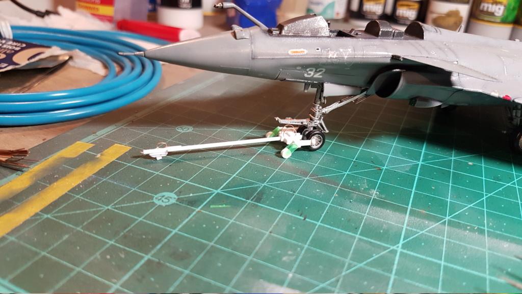 [Montage fini] Dassault Rafale M - 1/72 - Page 2 20191090