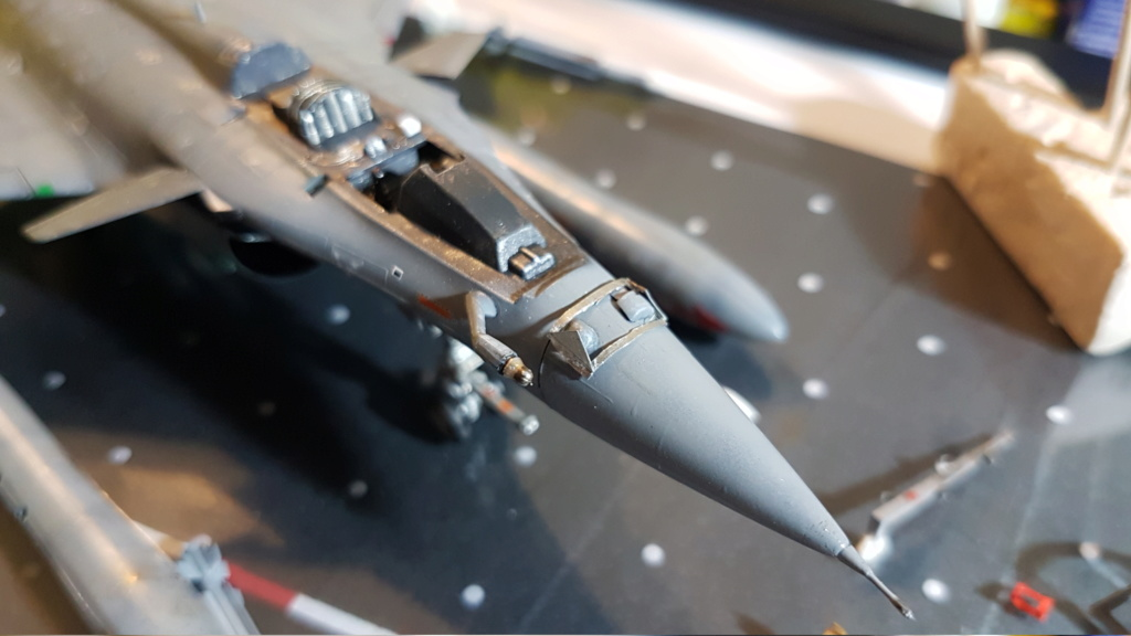 [Montage fini] Dassault Rafale M - 1/72 - Page 3 20191129
