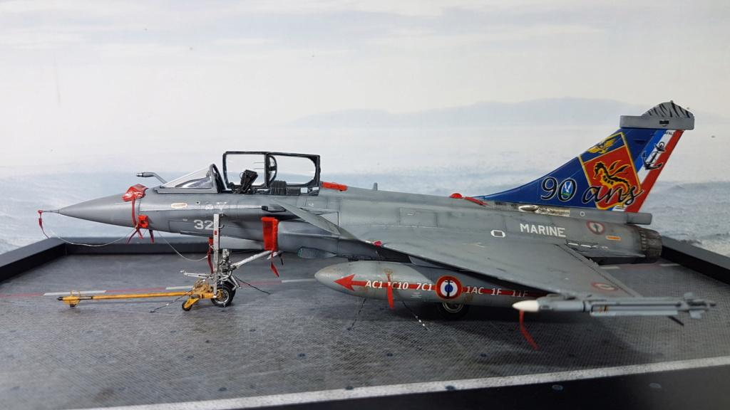 [Terminé] Dassault Rafale M - 1/72 20191160