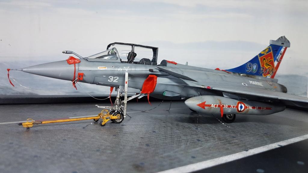 [Terminé] Dassault Rafale M - 1/72 20191162