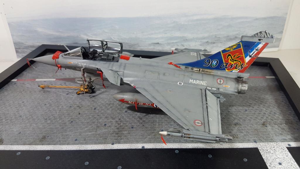 [Terminé] Dassault Rafale M - 1/72 20191163
