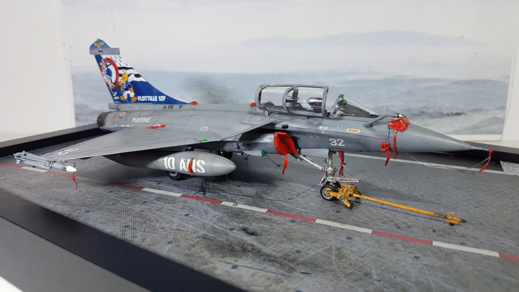 [Terminé] Dassault Rafale M - 1/72 20191164