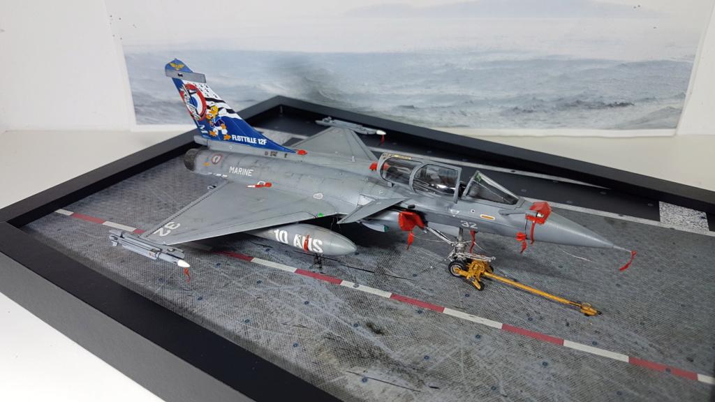 [Terminé] Dassault Rafale M - 1/72 20191165