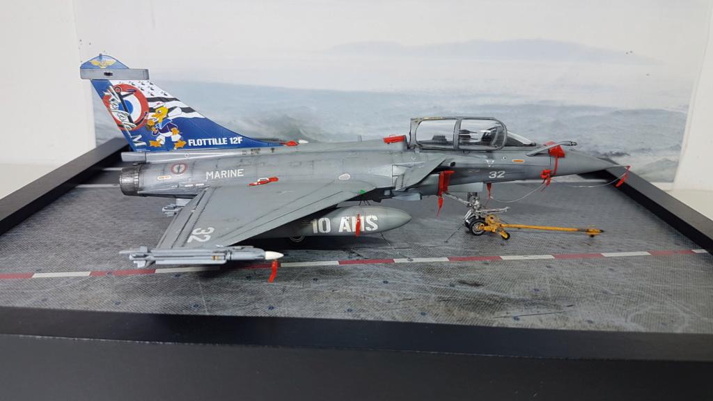 [Terminé] Dassault Rafale M - 1/72 20191166