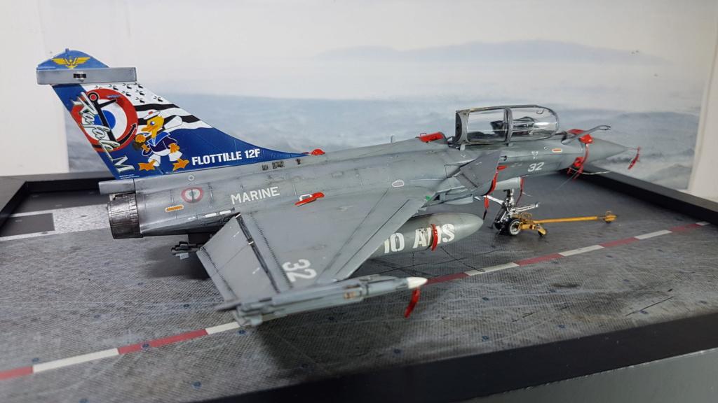 [Terminé] Dassault Rafale M - 1/72 20191167