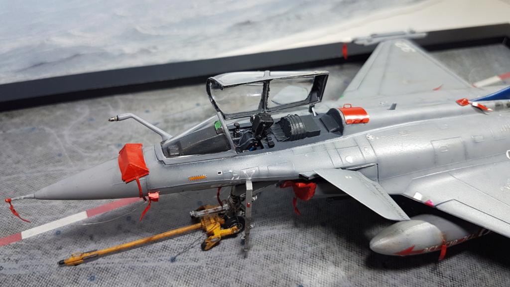 [Terminé] Dassault Rafale M - 1/72 20191169
