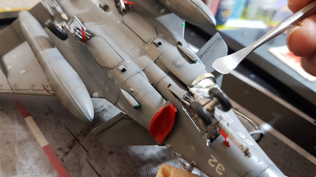 [Montage fini] Dassault Rafale M - 1/72 - Page 4 20191181
