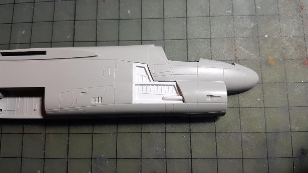 [Montage fini] A-7E Corsair II - 1/72 - Page 2 20191207