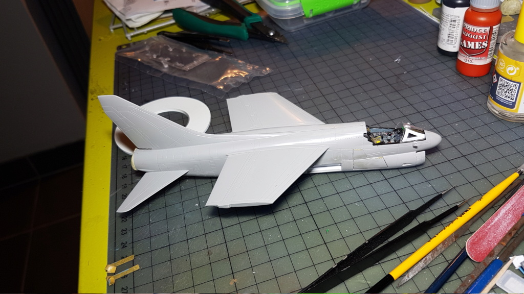 [Montage fini] A-7E Corsair II - 1/72 - Page 4 20191291