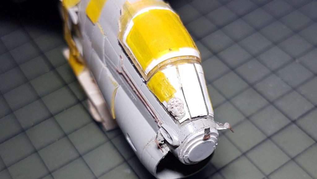 [Montage fini] A-7E Corsair II - 1/72 - Page 6 20191369