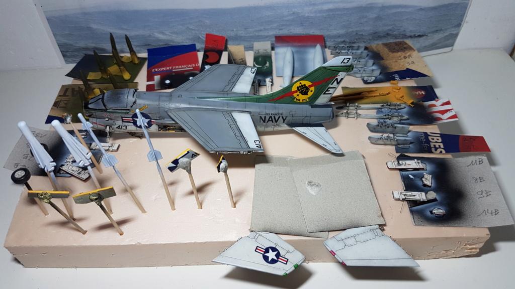 [Montage fini] A-7E Corsair II - 1/72 - Page 8 20191438