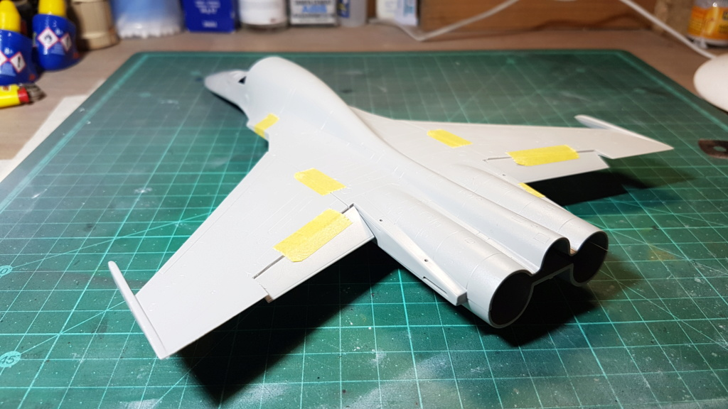 [Montage] Sukhoï Su-34 Fullback - 1/72 20191512