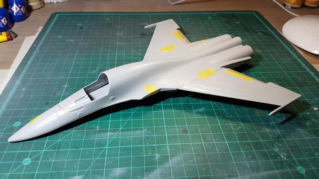[Montage] Sukhoï Su-34 Fullback - 1/72 20191513