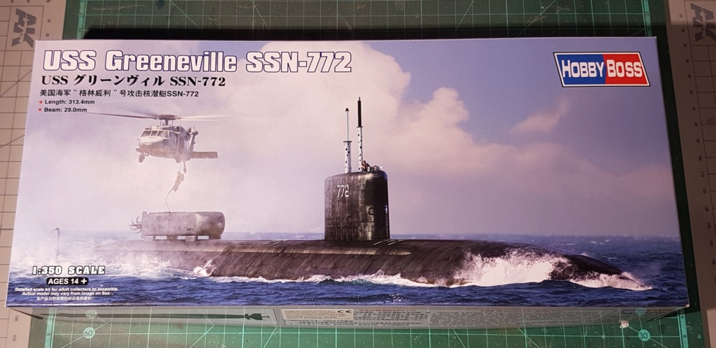 Quel sous-marin pour le GB 2020 - 1/350 20200147