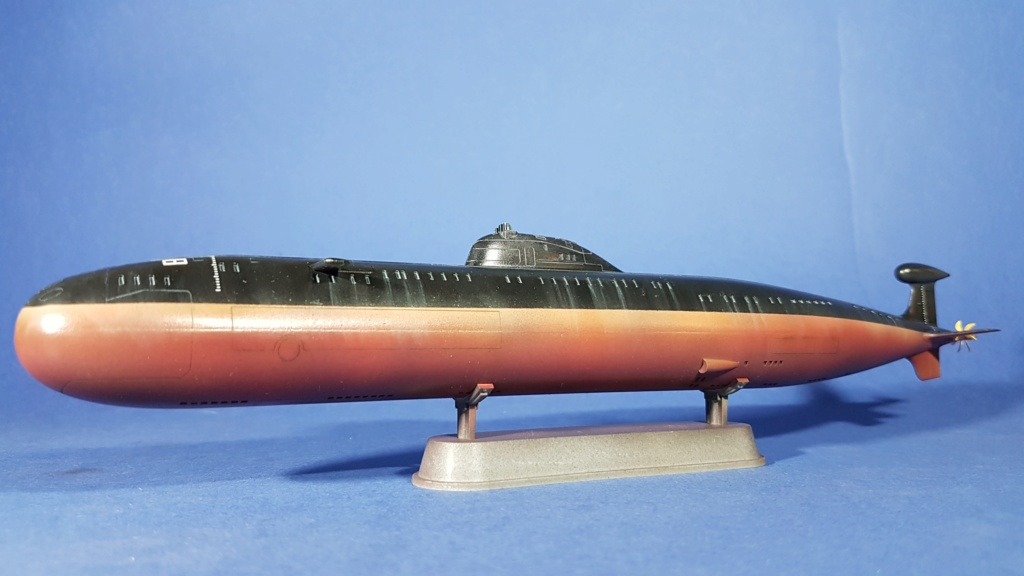 [Montage GB] SSN Victor III (Projet 671RTMK) - 1/350 - Page 2 20200362