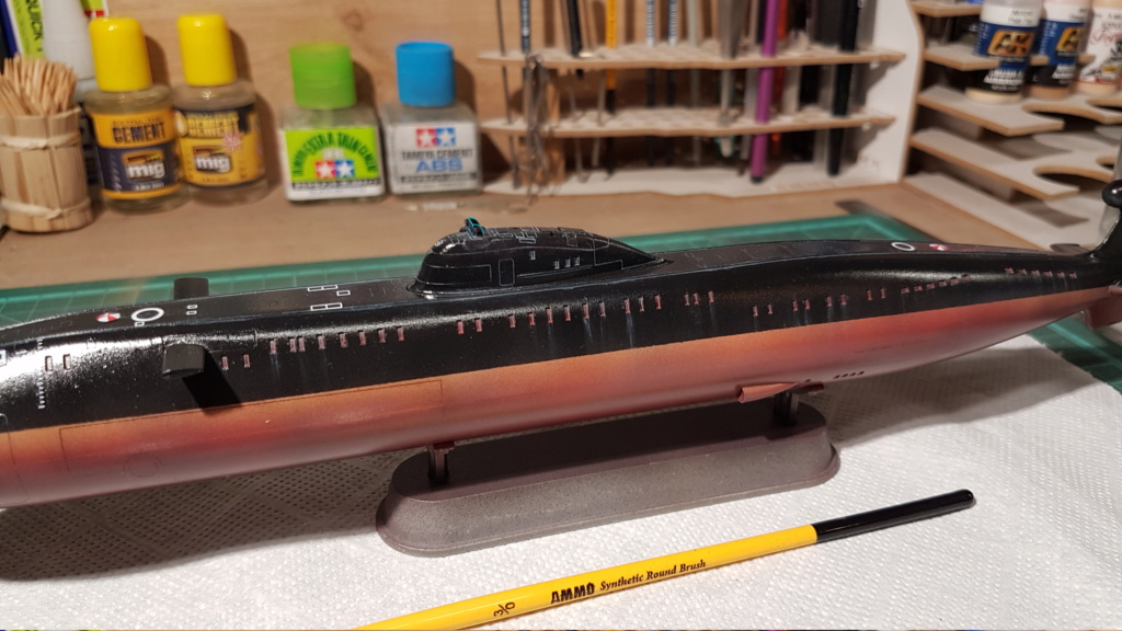 [Montage GB] SSN Victor III (Projet 671RTMK) - 1/350 - Page 2 20200366