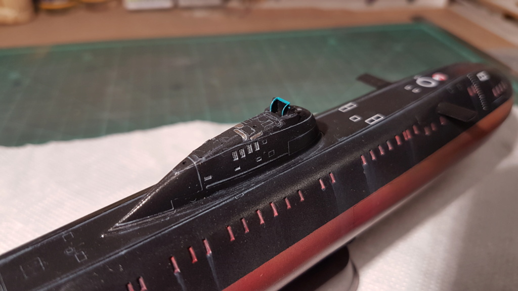 [Montage GB] SSN Victor III (Projet 671RTMK) - 1/350 - Page 2 20200367