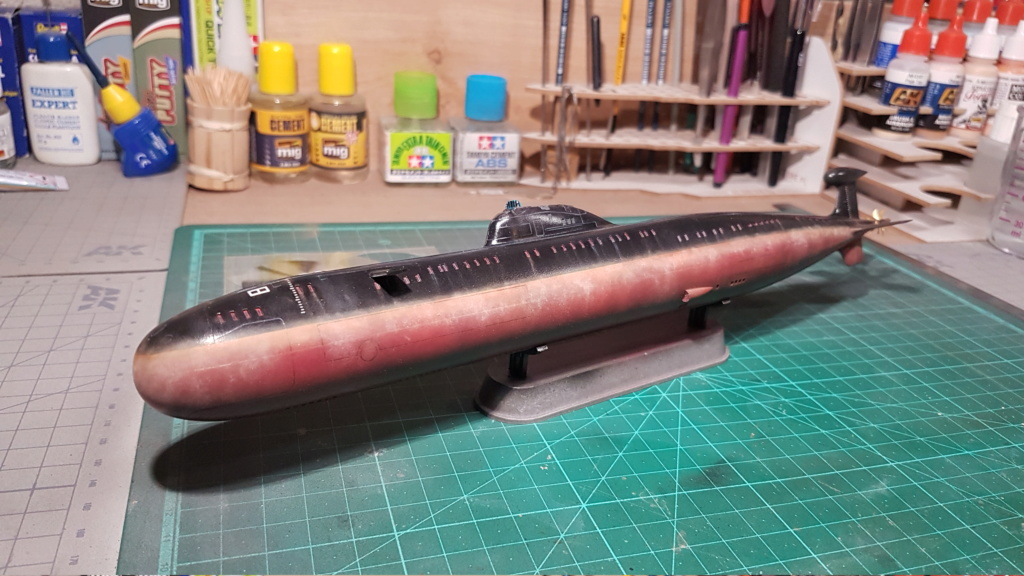 [Montage GB] SSN Victor III (Projet 671RTMK) - 1/350 - Page 2 20200375