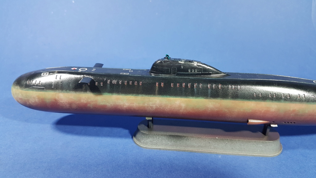 [Montage GB] SSN Victor III (Projet 671RTMK) - 1/350 - Page 2 20200378