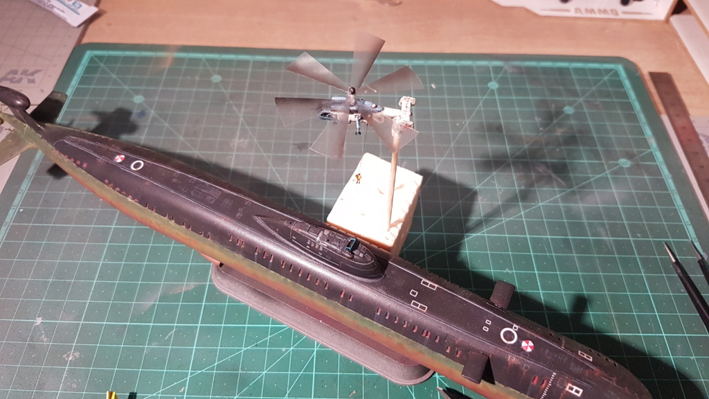 [Montage GB] SSN Victor III (Projet 671RTMK) - 1/350 - Page 3 20200464